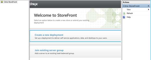 Installing & Configuring Storefront 3 6 – Step by Step