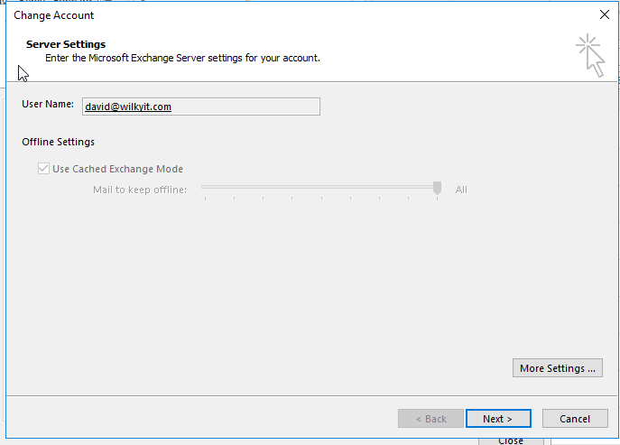 Office365 Outlook Cached Mode – Sync Setting GPO not adjusting GUI