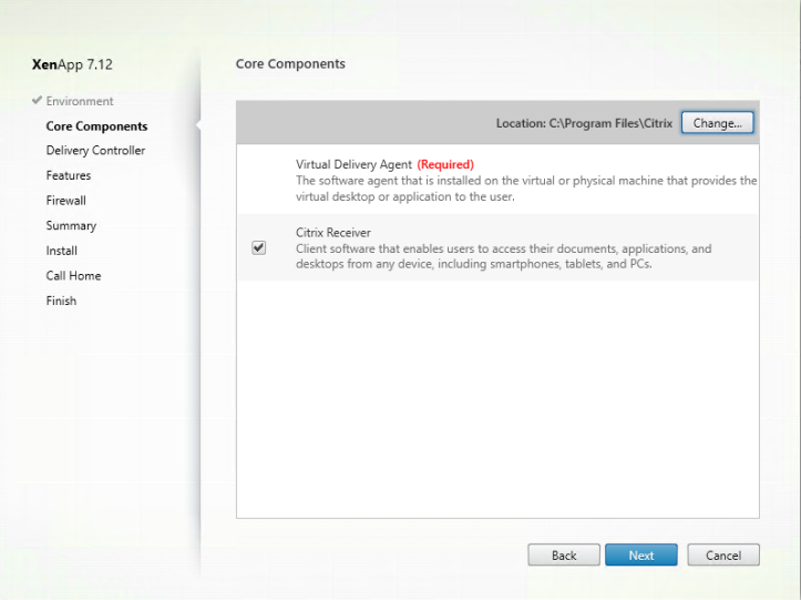 Installing & Configure Citrix Virtual Apps & Desktops 7 12 on