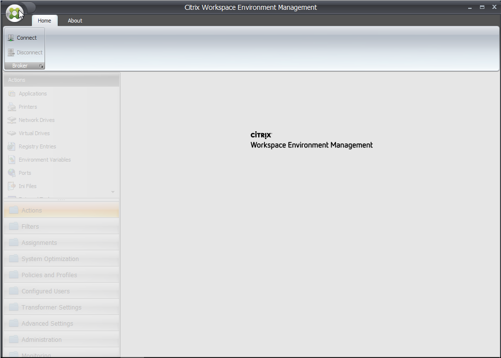 Installing & Configuring Citrix Workspace Environment Manager 4 3