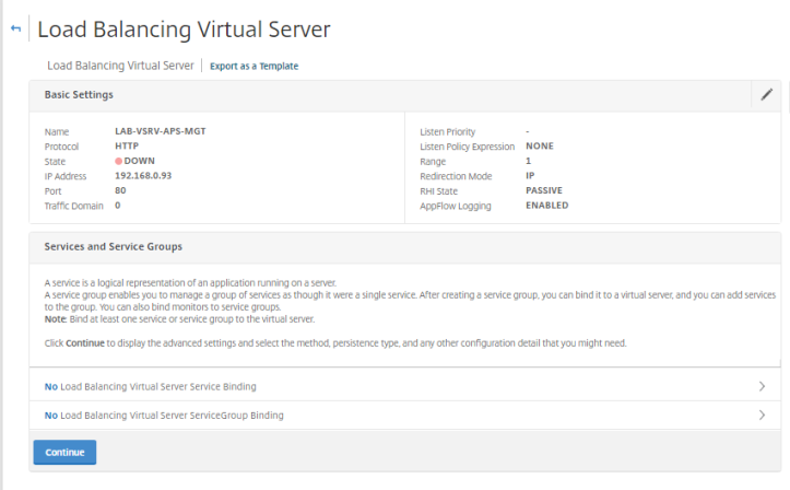 Load Balancing AppSense Management and Personalization