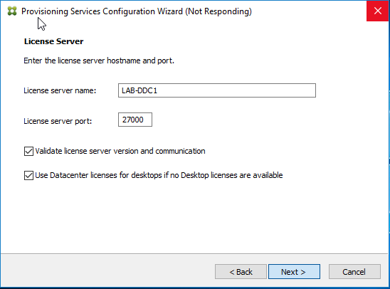 Citrix PVS 7 13 – Part 1: Installing PVS on Windows Server