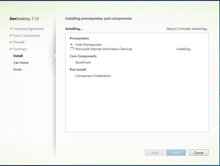 Install Citrix Virtual Apps & Desktops 7 13 on Windows Server 2016