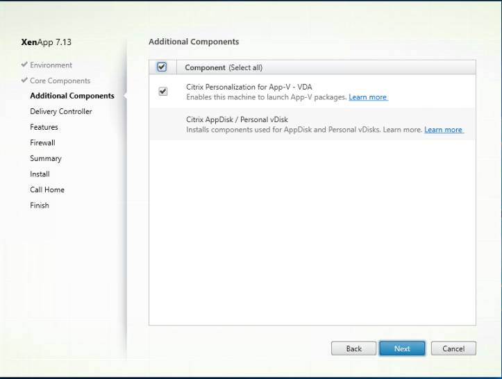 Citrix PVS 7 13 – Part 2: Create and Test PVS Image – Windows Server