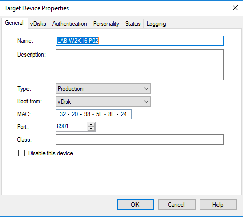 Citrix PVS 7 13 – Part 3: Deploying PVS Images and assigning