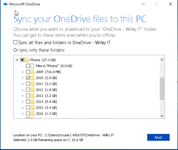 FSLogix Office 365 Container – Install, Configure and Testing