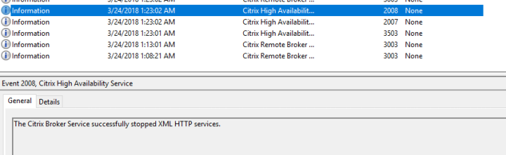 Citrix Cloud Connector & Local Host Cache – WilkyIT – End User