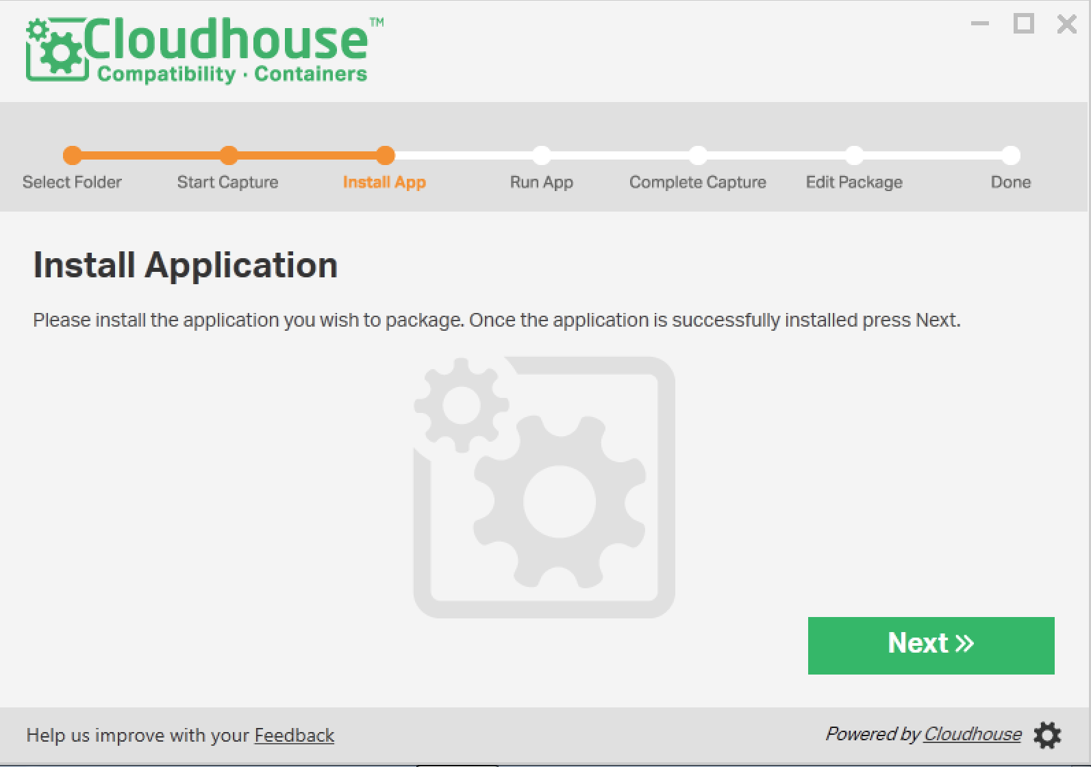 Cloudhouse Compatibility Containers – WilkyIT – End User